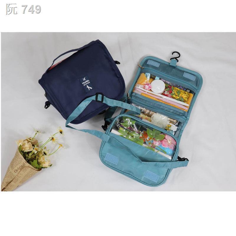 ☸กระเป๋าซักล้างความจุขนาดใหญ่, กระเป๋าเก็บเครื่องสำอางกันน้ำ, กระเป๋าสะพายข้างใบเล็ก, กระเป๋าเดินทาง, กระเป๋าเดินทางธุรก
