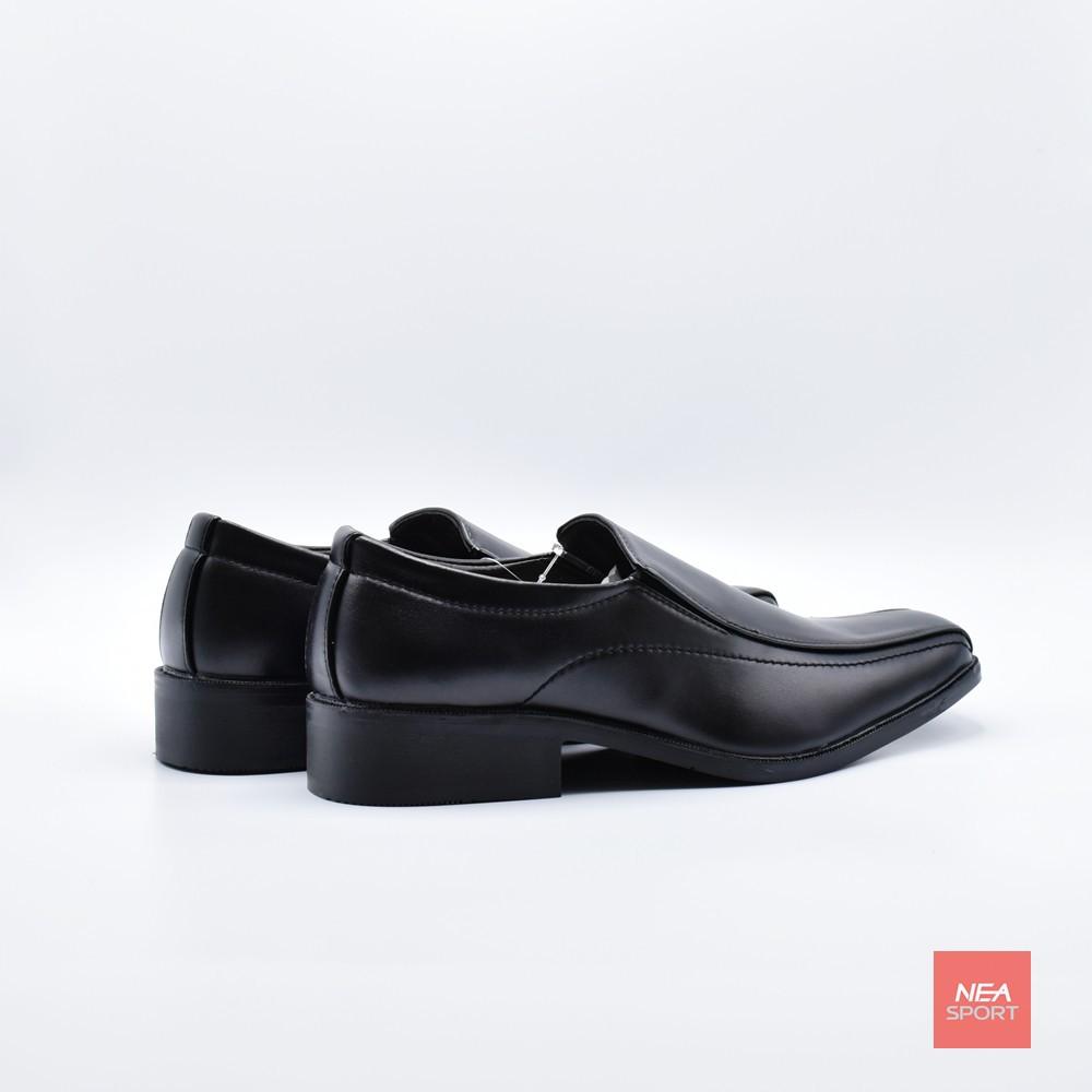 ♀▦♦Baoji Craft Leather 3434 รองเท้าหนัง คัชชู ผู้ชาย หัวแหลมระดับ 3