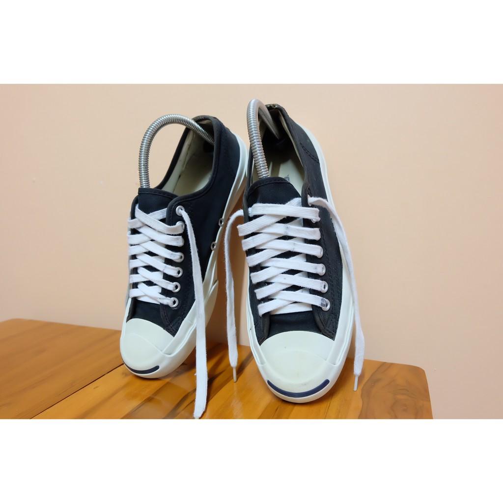 รองเท้ามือสอง Converse jack size 8 / 26 cm 490 baht.