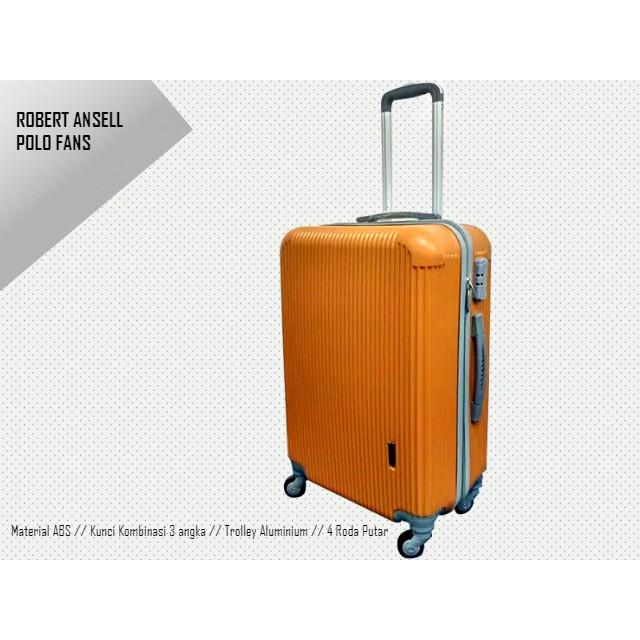 กระเป๋าเดินทางขนาด 4 ขนาด 24 นิ้ว Robert Ansell-2018 Abs