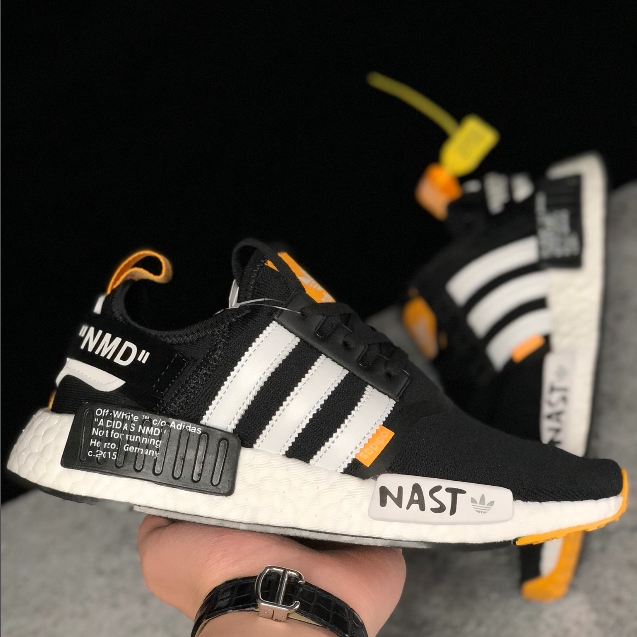 Off White x Adidas NMD R1 Boost ?????????????????????????????????? ??????????????????????