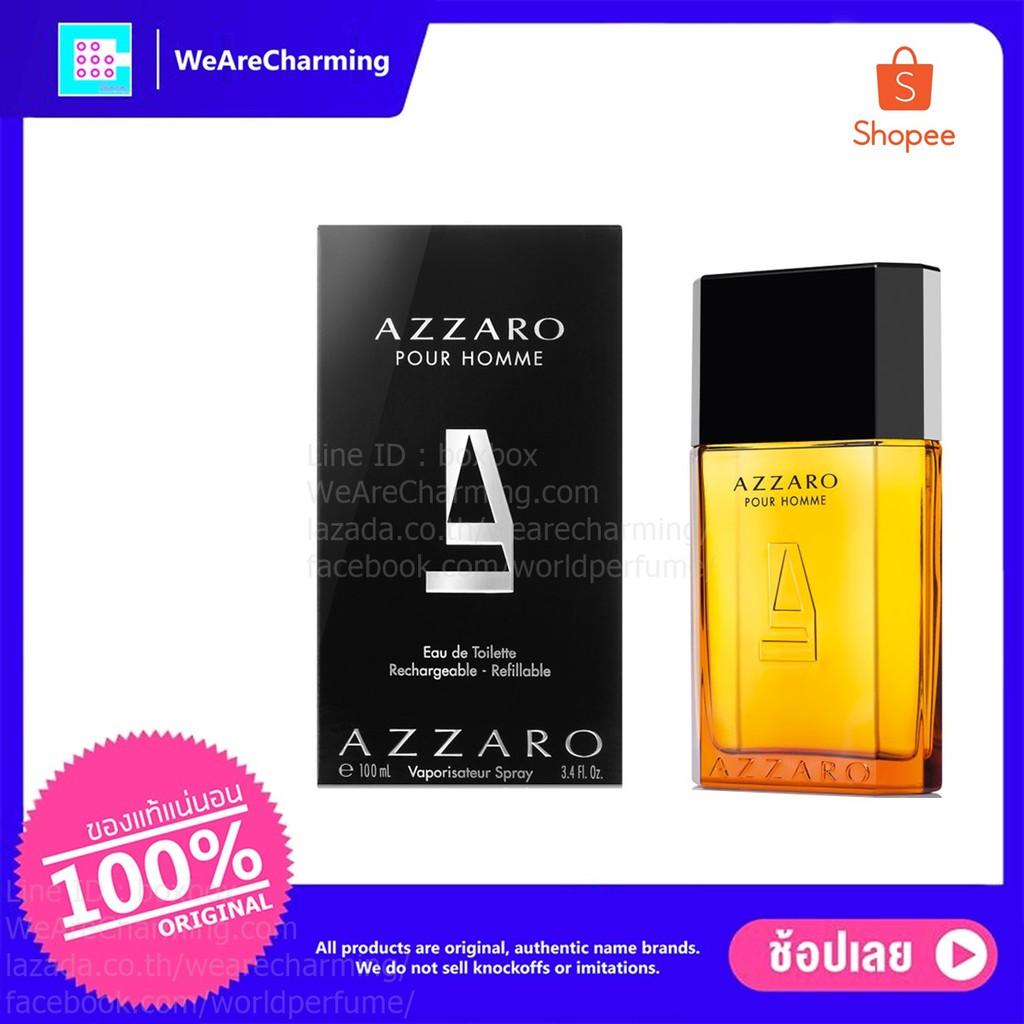 Loris Azzaro Azzaro Pour Homme EDT 100 ml.