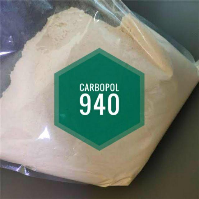 คาร์โบพอล Carbopol 940 สารสร้างเนื้อเจล สารทำเจลล้างมือ (พร้อมส่งครับ)