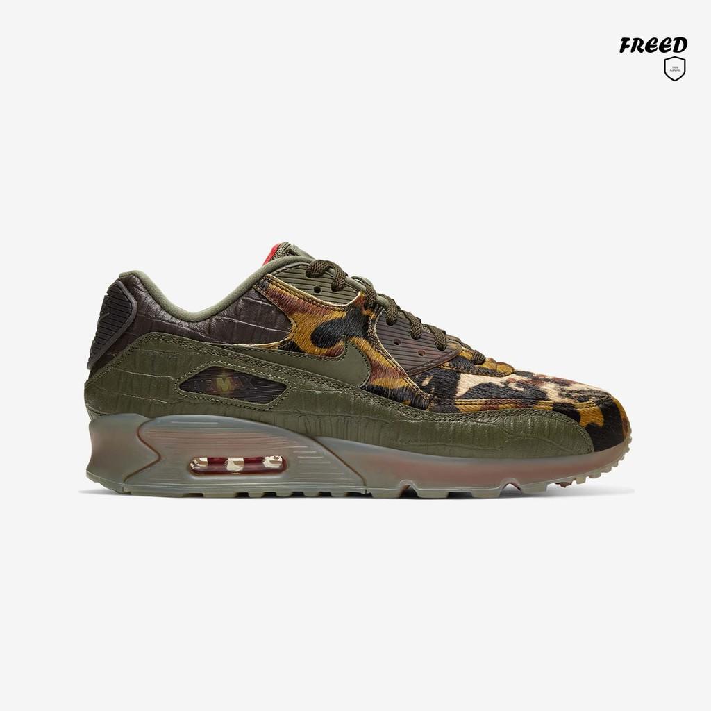 "Nike Air Max 90 ""Cargo Khaki"" รุ่น CU0675-300 รองเท้าลำลองผู้ชาย รองเท้าผ้าใบnike รองเท้าวิ่ง รองเท้าเทรนนิ่ง"