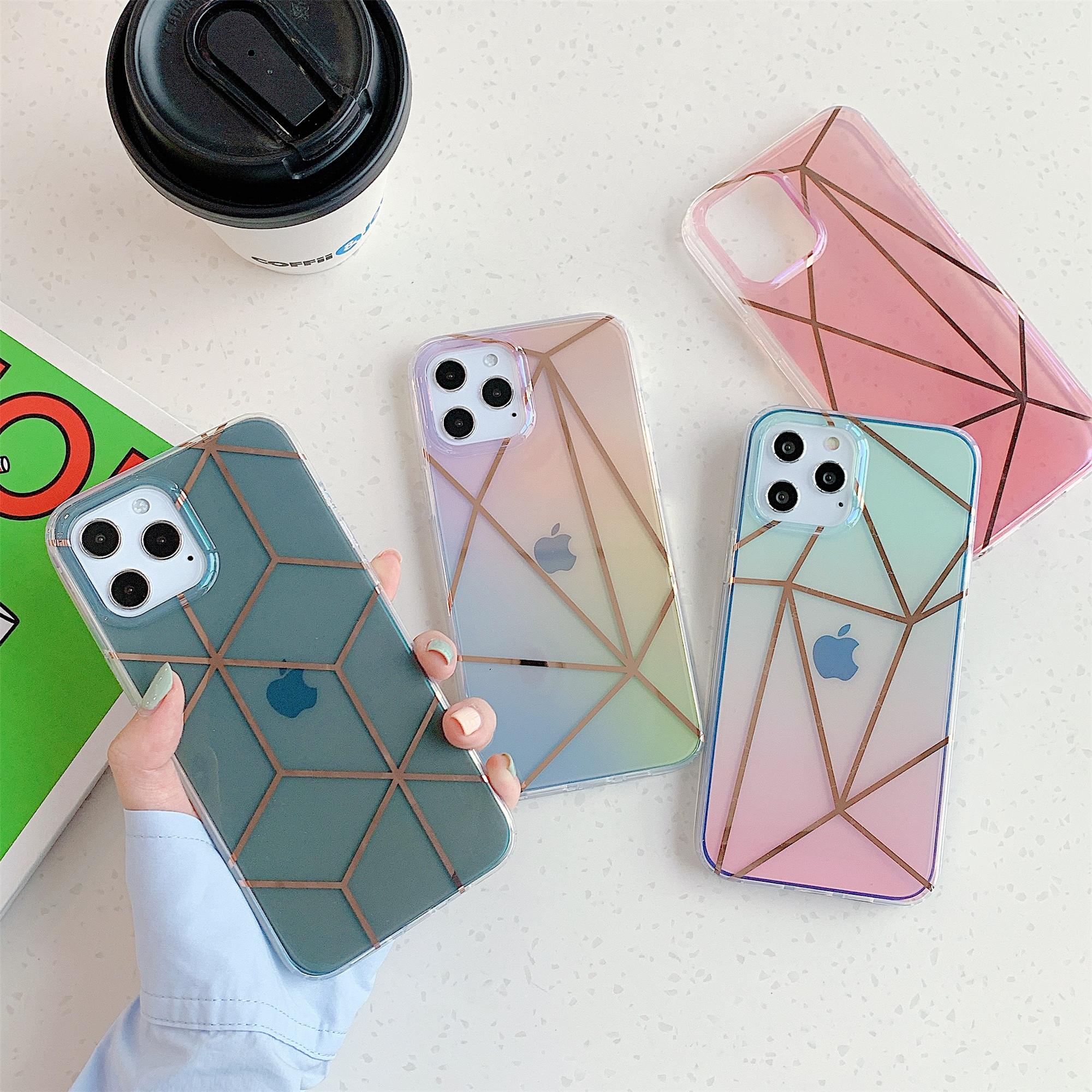 เคสโทรศัพท์มือถือแบบสองด้านสําหรับ Iphone 7 8 Se2 7 P 8P X Xr Xs Xsmax 11 Promax