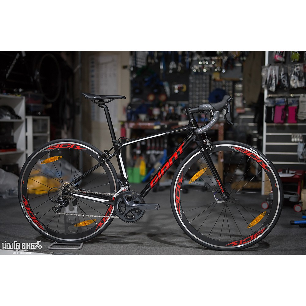 จักรยานเสือหมอบ Giant SCR1  model 2020