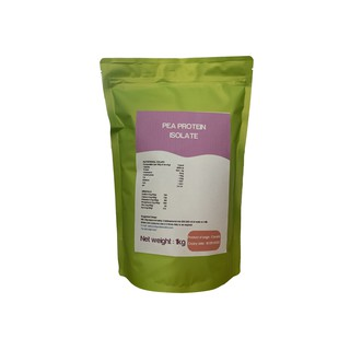 Review Pea Protein Isolate 1 KG