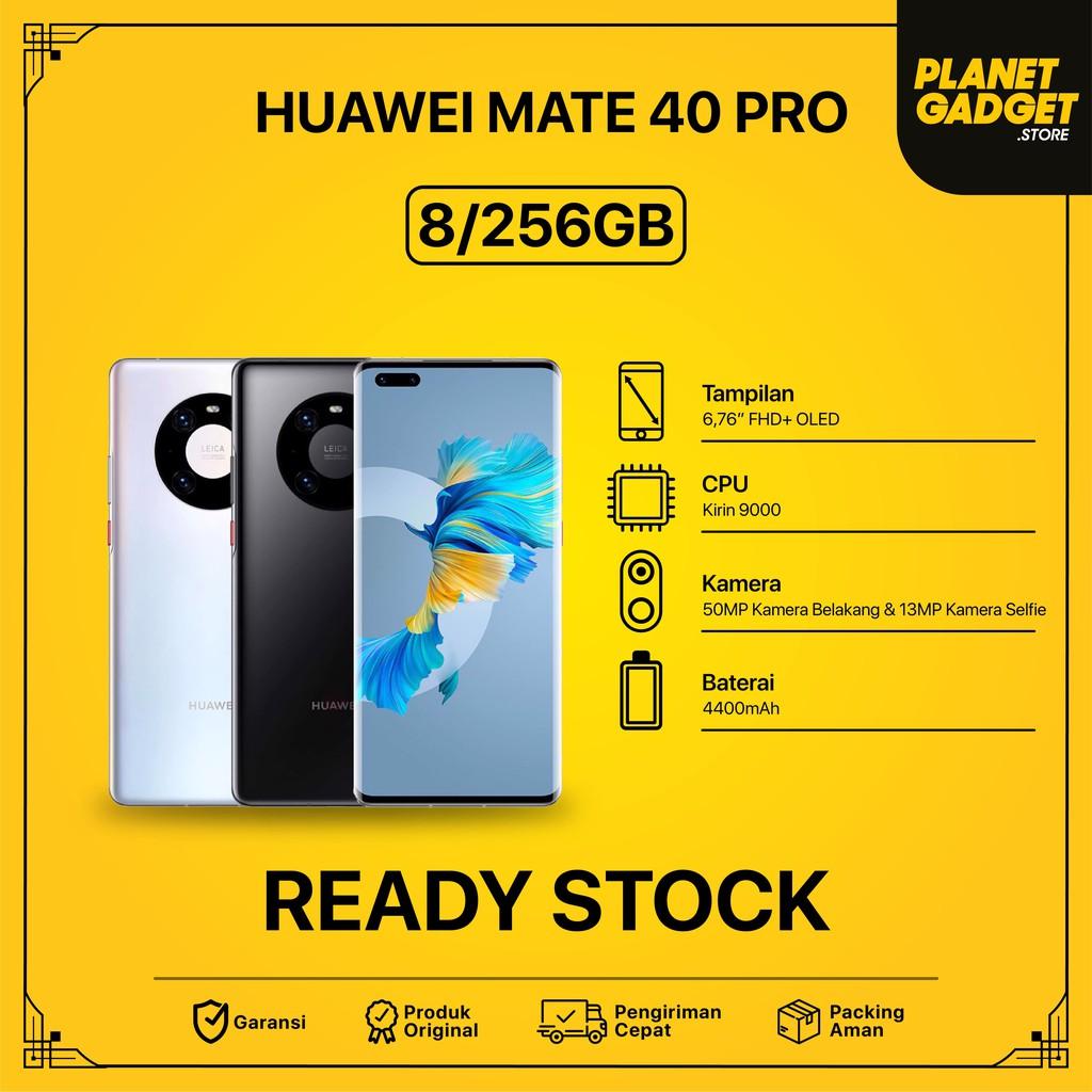 HUAWEI MATE 40 PRO Silver 8/256GB