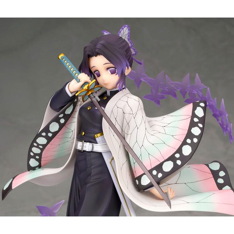 ( Dragonbone ) Demon Slayer Kimetsu No Yaiba  Kochou Shinobu 1/8 Scale Figure Alter