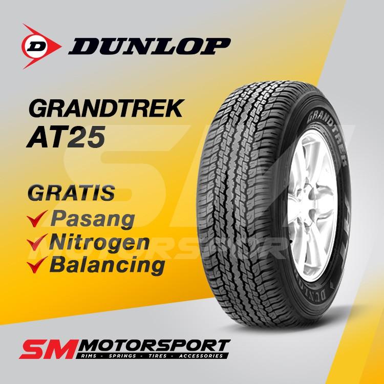 อุปกรณ์เสริมสําหรับรถจักรยานยนต์ Dunlop Grandtrek At25 265 / 65 R17 17 Oem