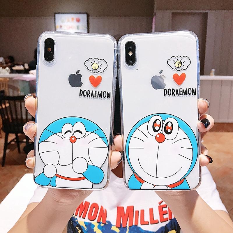 Cartoon doraemon soft case Samsung J6 2018 J6Plus/J6+ J4 2018 J4Plus/J4+ J8 2018  J2PRO 2018 J7Plus J7Pro/J7 2017 J5Pro/J5 2017 J3Pro/J3 2017 J7Prime J5prime J2prime J710/J7 2016 J510/J5 2016 Note8 Note9 Note10 NOTE10Plus A51