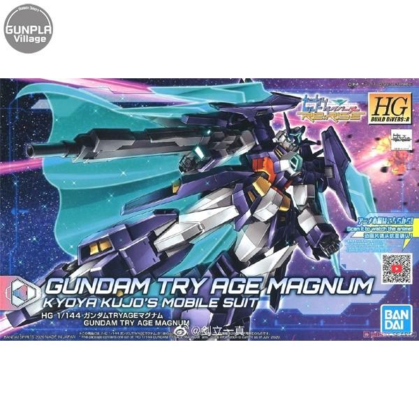 Bandai HG Gundam Try Age Magnum 4573102602442