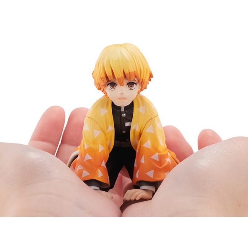 (ของแท้) Demon Slayer Kimetsu no Yaiba G.E.M. Series Agatsuma Zenitsu (Tenohira) Model Figure ไยบะ โมเดล ฟิกเกอร์