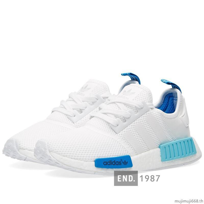 b30b27fda Adidas NMD R1 two generations of men and women leisure runing shoes 36-44