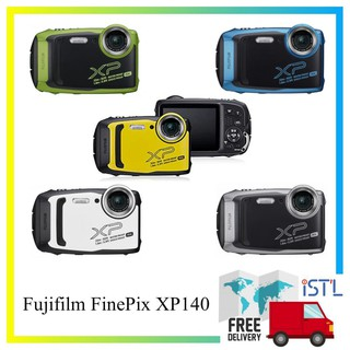 Fujifilm FinePix XP140 Waterproof Digital Camera
