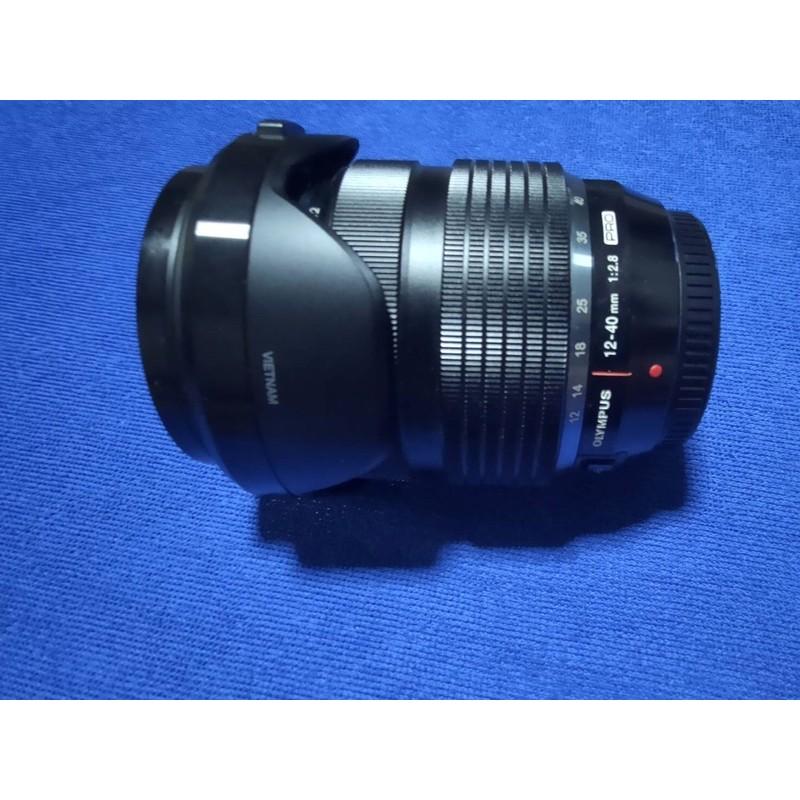 {มือ2}OLYMPUS M.ZUIKO DIGITAL ED 12-40mm F2.8 PRO ( รับประกันBig camera )
