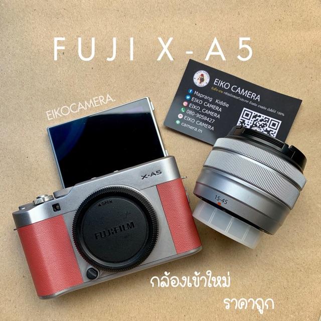 Fuji xa5 มือสอง 📷 ขายกล้องมื