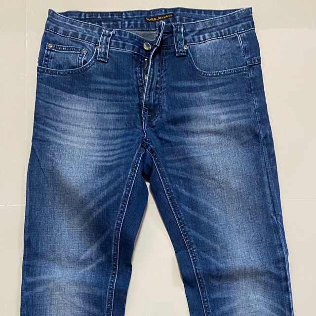 nudie jeans มือสอง ของแท้100%
