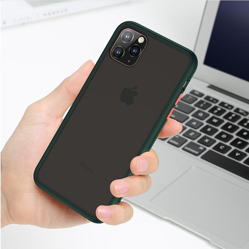 เคสโทรศัพท์มือถือสองสีสําหรับ Iphone 6 S Plus Iphone 7 8 Plus