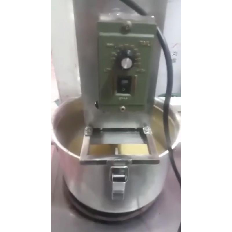 เครื่องกวนไส้ขนมถั่วกวน เครื่องกวนไส้ขนมเปี๊ยะ เครื่องกวนเผือก