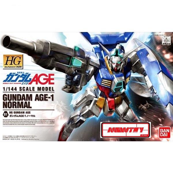 HG Age 1/144 Gundam Age-1 Normal  A