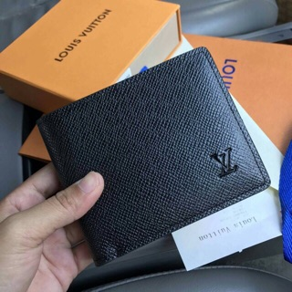 Review Hiend 1:1 louis vuitton wallet หนังแท้