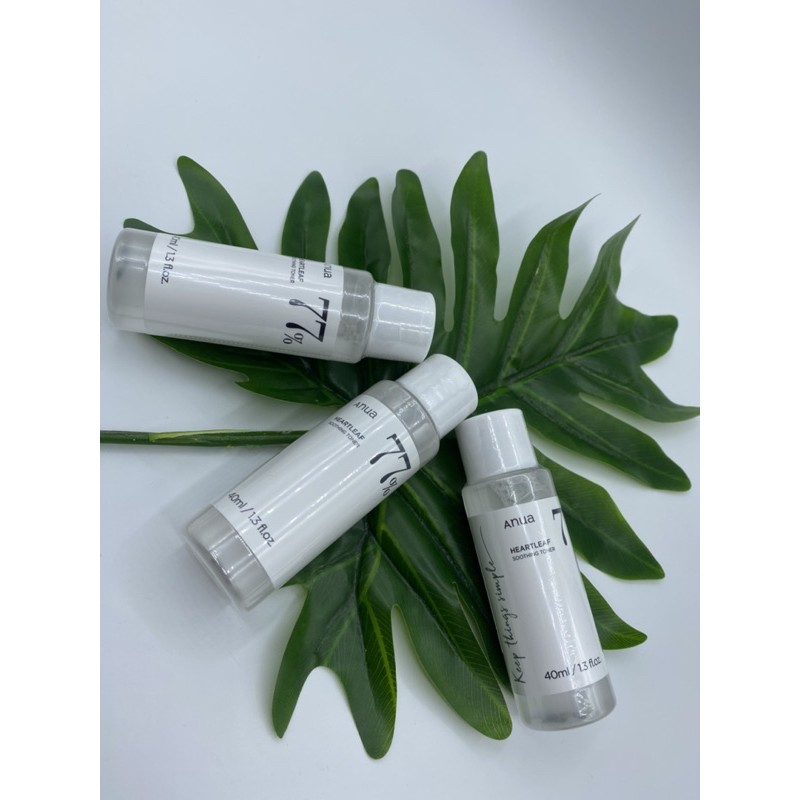 Anua Heartleaf Soothing Toner 77%