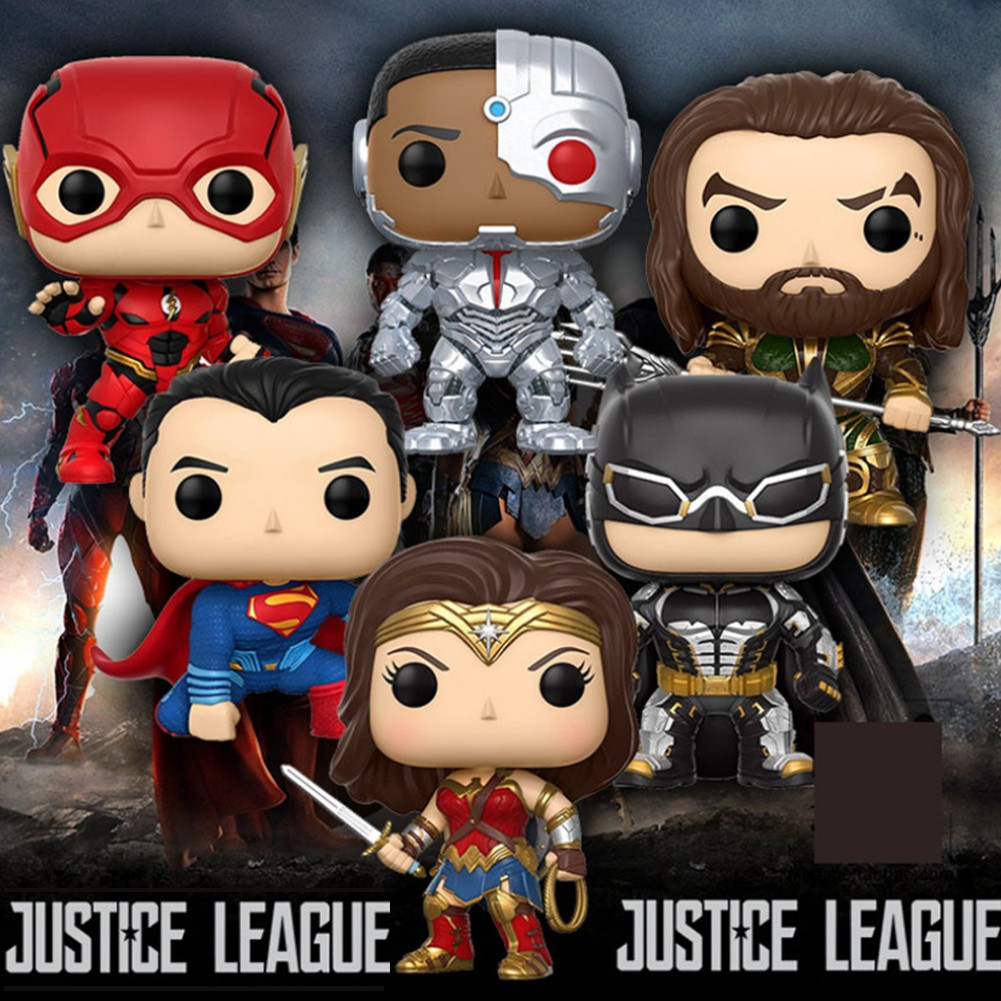 Batman vs Superman//Wonder Woman 3 Pack Cosbaby Hot Toys Mini Figure en stock