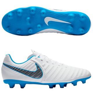81353512f78 รองเท้าฟุตบอล รองเท้าสตั๊ด Nike TIEMPO LEGEND VII CLUB FG ของแท้แน่นอน (ขาว)