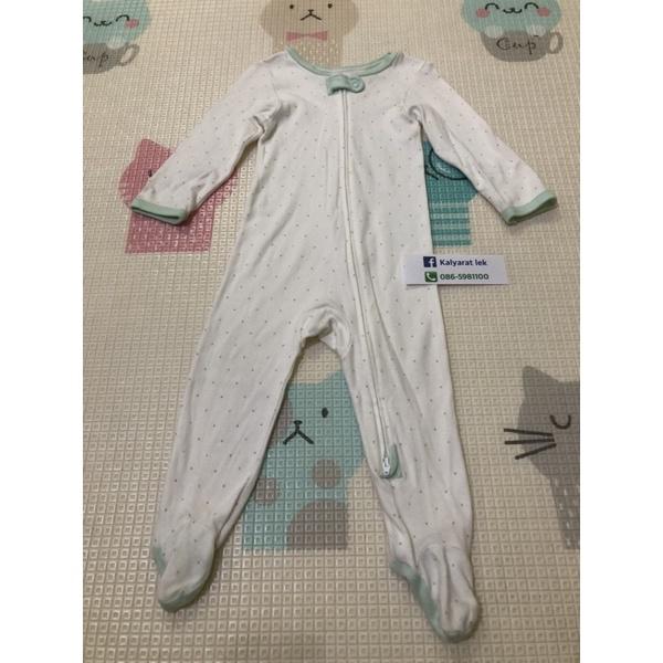 ชุดนอนคลุมเท้า Baby Lovett