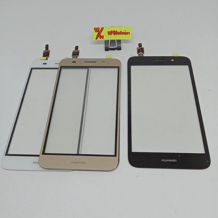 Ts หน้าจอสัมผัสสําหรับ Huawei Y / Cro L22 Original 84