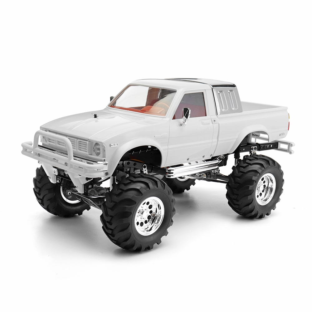 Remote & App-Controlled Devices Hobbies Harlls RC Rock Crawler 1:10