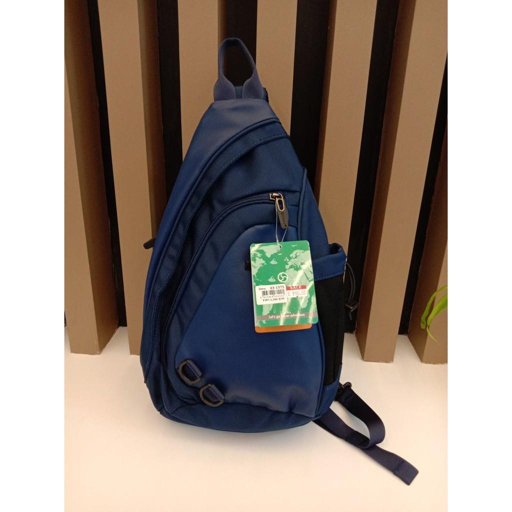 กระเป๋าเป้คาดอก Devy รุ่น 03-1575 ราคาพิเศษ 990