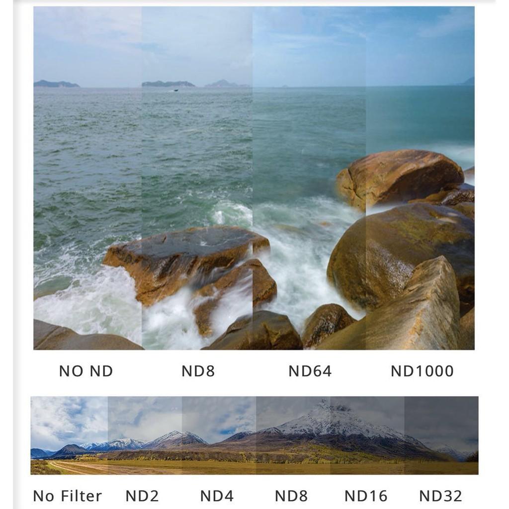 58mm ND1000 Super Slim Filter