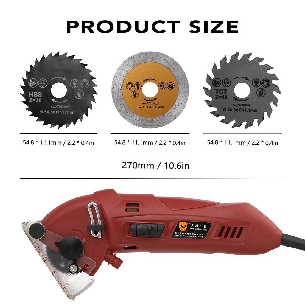 ROTARY Cutting Guide Depth Multipurpose Mini Drill Tool Accessories