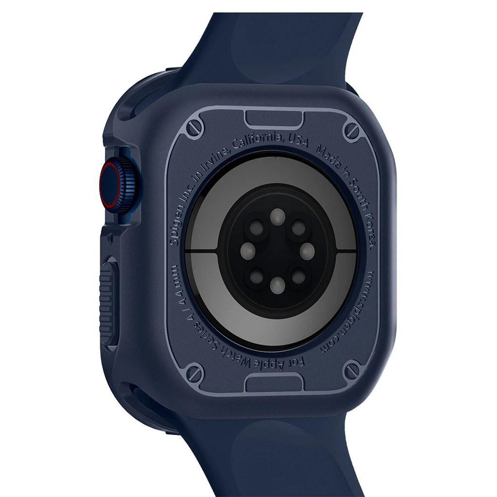 Spigen Rugged Armor Case สำหรับ Apple Watch Series 6/SE/5/4/3/2/1 44mm / 40mm / 42mm / 38mm แข็งแรงทนทาน ของแท้แน่นอน re