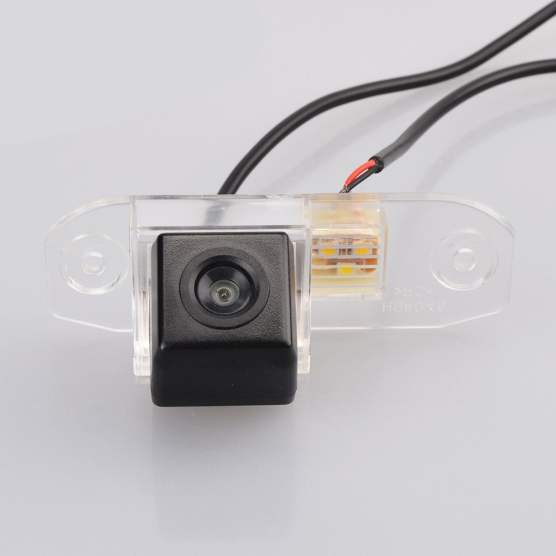 LED Rear view Camera Reverse Parking Camera for VOLVO S80 S40 S60 V60 XC90 XC60