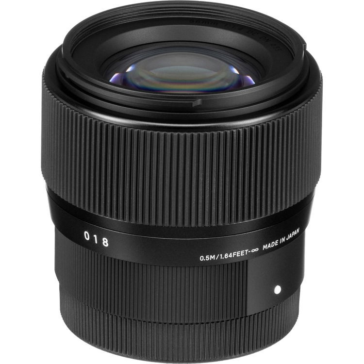 Sigma 56mm f/1.4 DC DN Contemporary Lens - [For MFT]