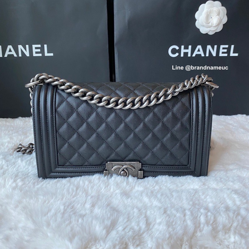 "Chanel boy 10"" holo 25"