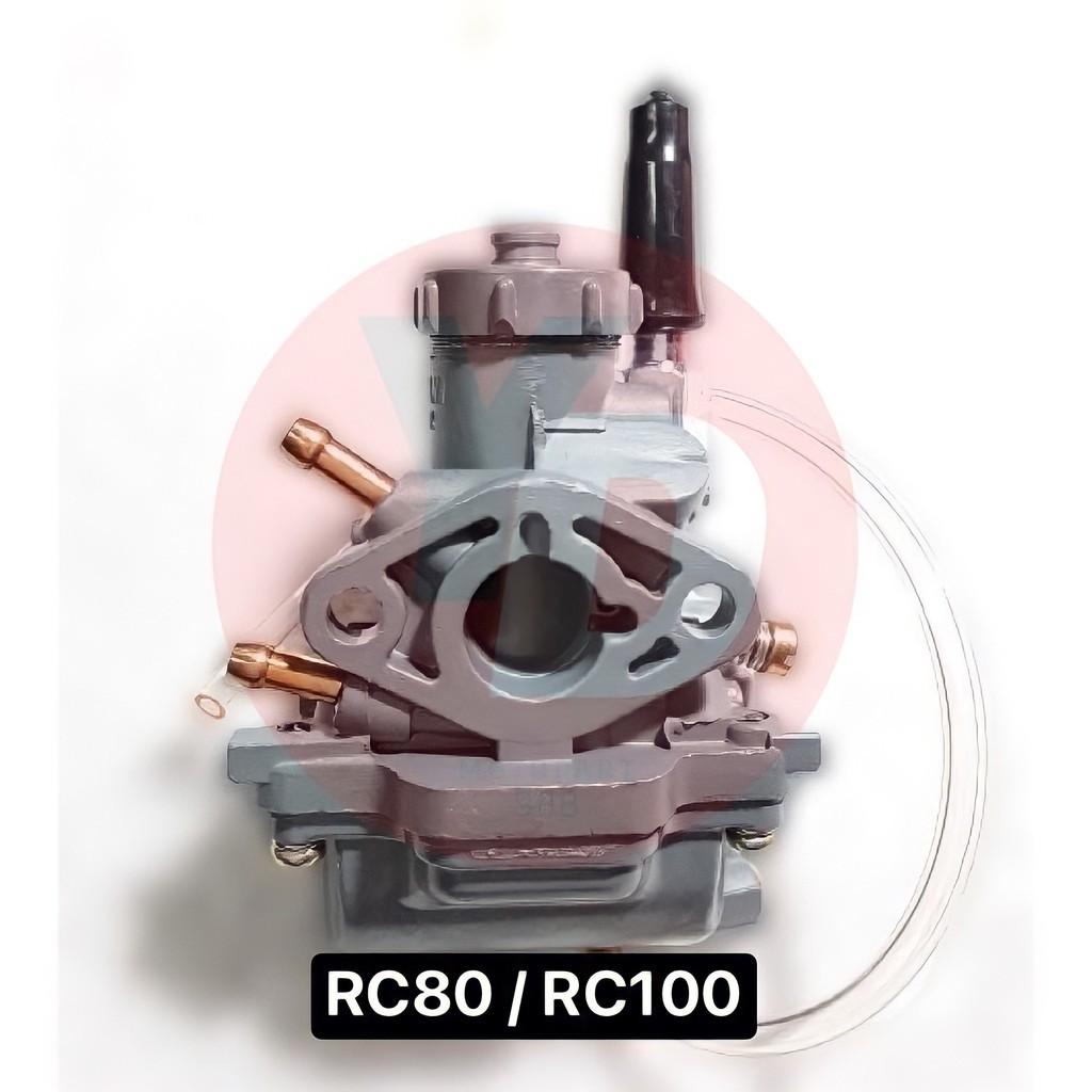 👍✅💯﹉○✑คาร์บู เดิม SUZUKI RC80 , RC100 Y100 MATE100 BELLE R
