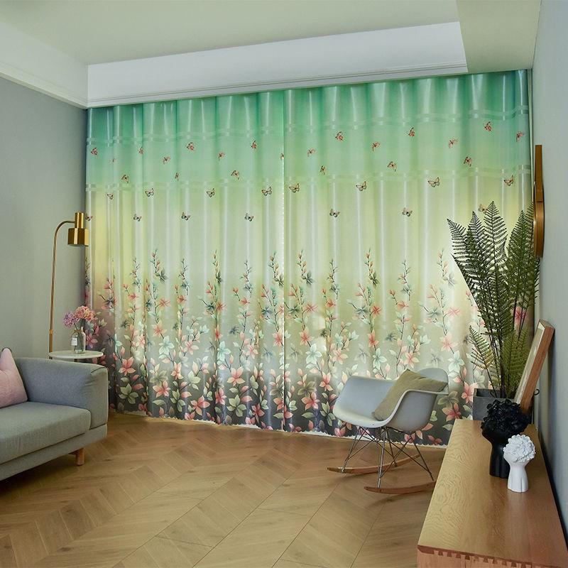350*270 CM ผ้าม่านประตู ผ้าม่านหน้าต่าง ผ้าม่านสำเร็จรูป ม่านเวลโครม่านทึบผ้าม่านกันฝุ่น ใช้ตีนตุ๊กแก
