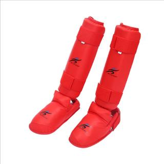 Adult Children Thai Kickboxing protective gear and shin guards