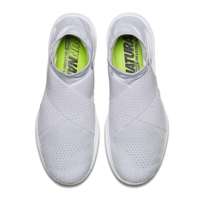 Nike W Free RN Motion Flyknit 2017 Wolf Grey Cool Grey