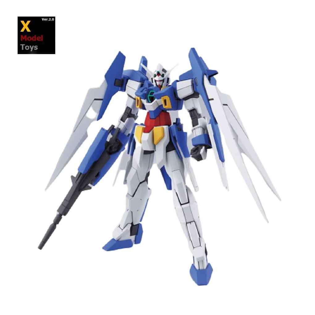 534 Xmodeltoys 0 Gundam Bandai HG AGE Gundam AGE-2 Normal