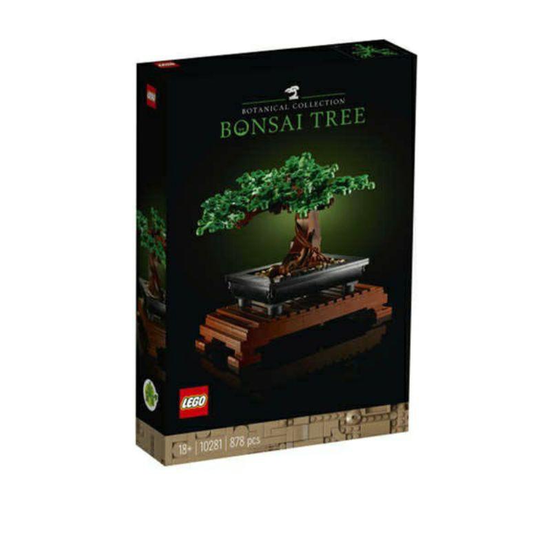 Lego 10281 Bonsai Tree  พร้อมส่ง
