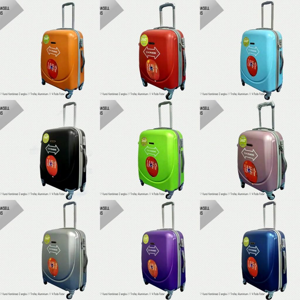 กระเป๋าเดินทาง Abs แบบแข็ง 2022 24 นิ้ว 4 ล้อ, 3 หลัก