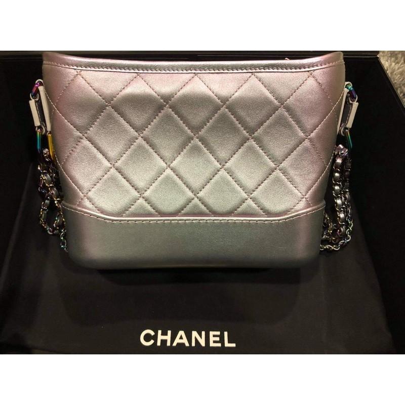 Chanel gb hobo bag holo 24