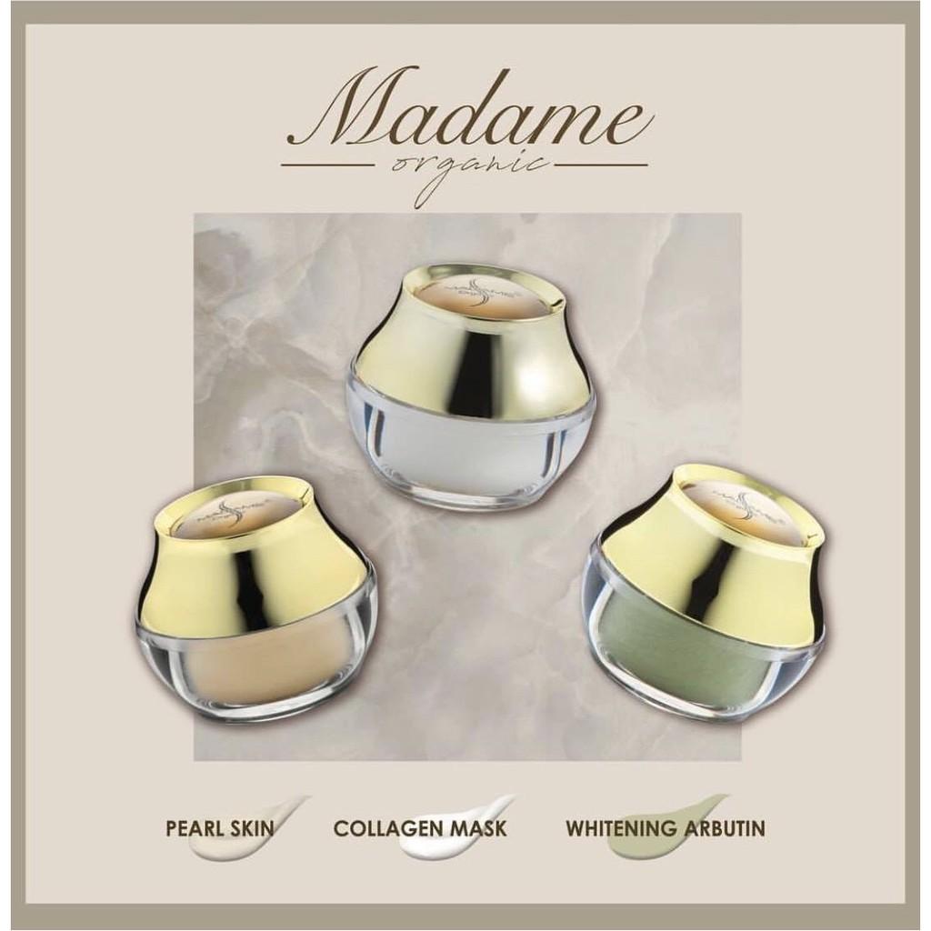 ครีมมาดามออแกนิค มาดามออร์แกนิค ขนาด 20 g. Madame Organic
