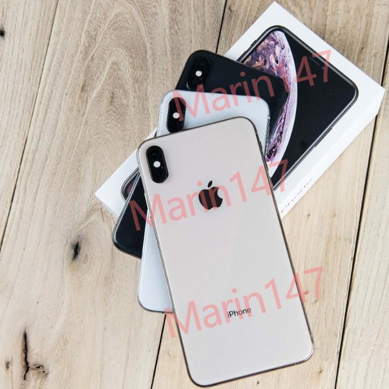 Apple IPhone XS 64GB / 256GB-100% ของแท้มือสองสภาพใหม่
