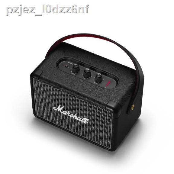 🔥รุ่นขายดี🔥ขายเฉพาะจุด🔥﹉☁ลำโพงบลูทู ธ Marshall Kilburn II Bluetooth สีดำ - ชั้น 1 ปี + ส่งฟรีทั่วไทย (ลำโพงบลูทู ,